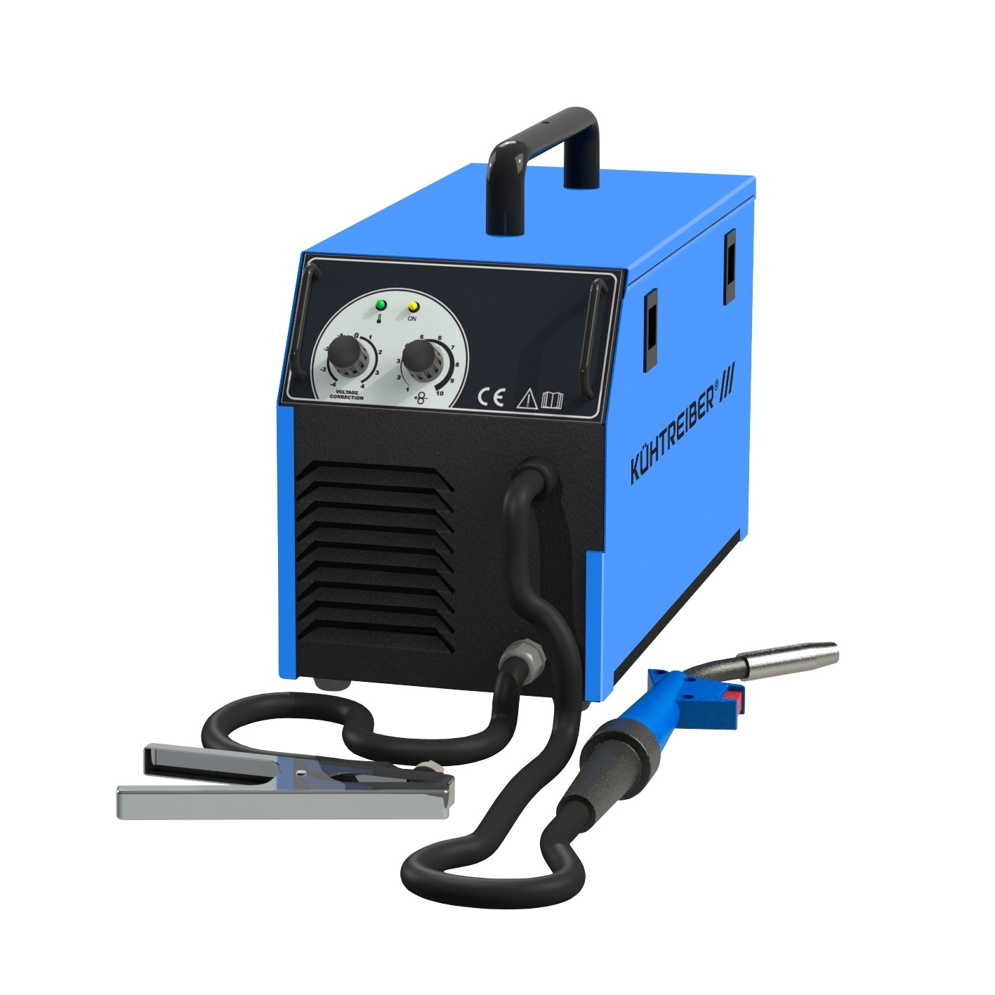 Keevitusaparaat Invertor KITin 2040 MIG 150A 51064