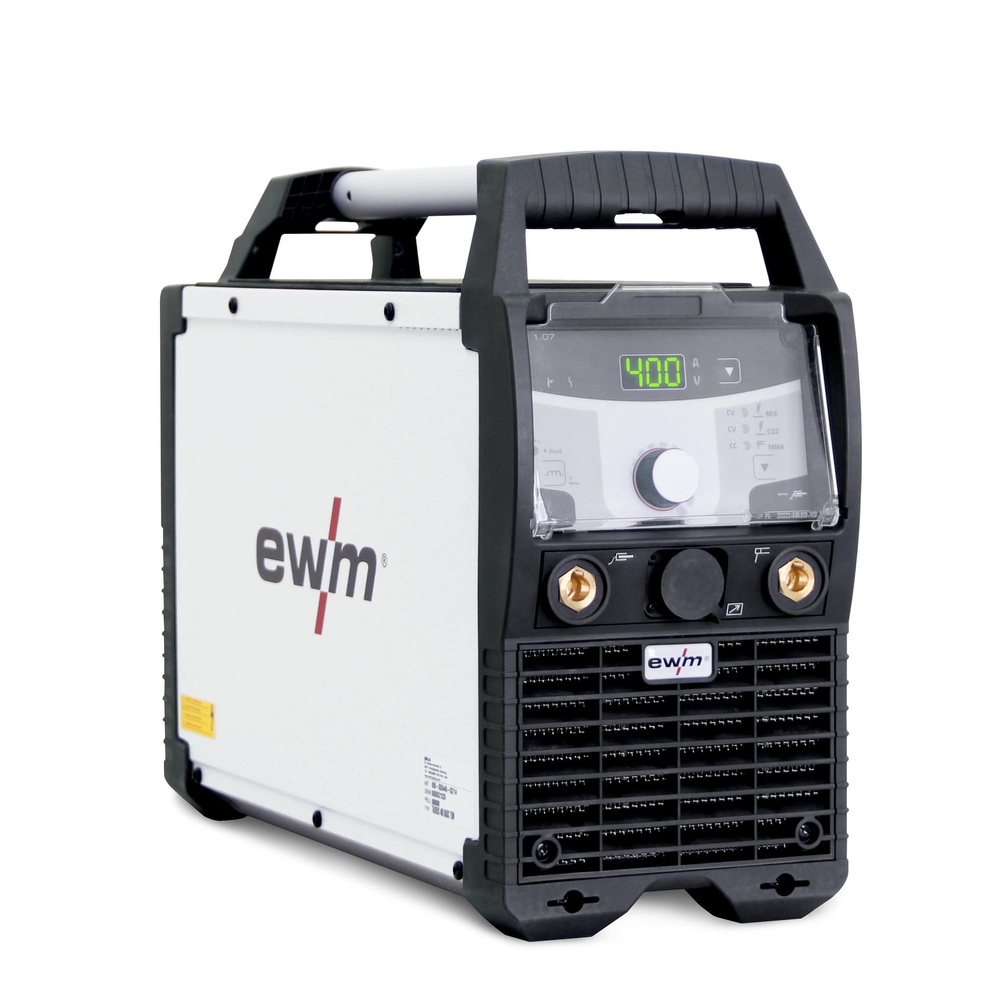 Keevitusaparaat TAURUS 400 Basic EWM 090-005446-00502