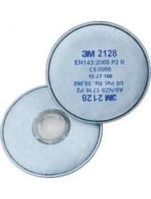 3M 2128 Tolmufilter P2 SL Osoon