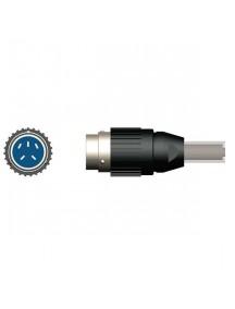 5 PIN Tuchel pistik kaablile ERCP9