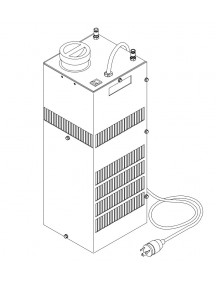 Coolpack 2E vesijahutus 220V MW028042087