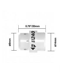 Gaasihajuti SB230/SB240A valge B2405W