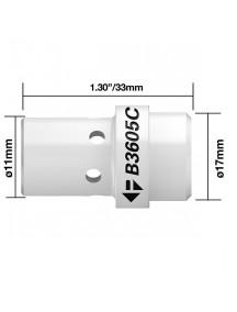 Gaasihajuti SB360A keraamiline B3605C