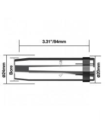 Gaasisuunaja SB360A kitsenev B3617