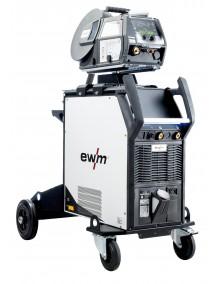 Keevitusaparaat Titan 400 XQ puls WiFi/LAN vesi EWM 090-005561-00071