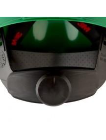 Peltor G3000 Solaris UV kaitsekiiver ketaspingutiga roheline G3000NUV-GP