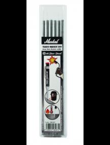 Südamikud Silver-Streak (6tk.) Trades-Marker Dry pliiatsile 96267