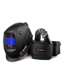Ventileeritav keevitusmask TECMEN FREFLOW V1 820S + kott