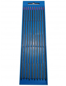 Volframelektrood 1,6/175mm LymoxLux W+Oxid 4% roosa/hall