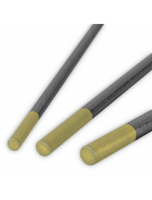 Volframelektrood 1,6/175mm WL15 1,5%La kuldne