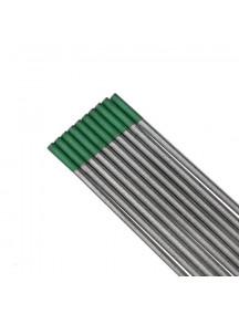 Volframelektrood 1,6/175mm WP 100%W rohel.
