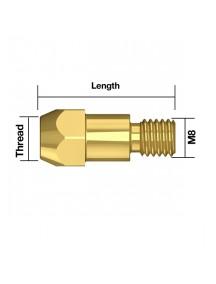 Vooluotsikuhoidja SB360A M8x28,5mm B3614